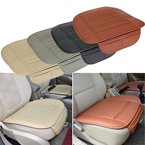 mark8shop Sitzkissen, Universal, PU-Leder Auto Sitzbezüge Für Auto Büro Stühle Innen