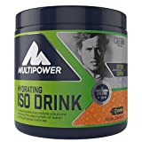 Multipower ISO Drink Suplemento Sabor Fresh Orange - 420 gr