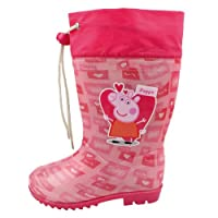 Boots water Peppa Pig adjustable closure