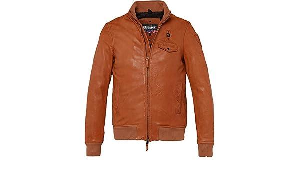 bomber blauer prezzo, Blauer usa montana giacca in pelle