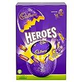 Cadbury Heroes Large Easter Egg Milk Chocolate, 274 g