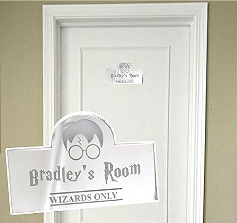 Personalised Door Name Plaque Boy or Girls Bedroom Room – acrylic kids door plaques Girls Boys Name Sign LIVING ROOM Door Sign Plaque Signage Personalised Home Decor for Children's