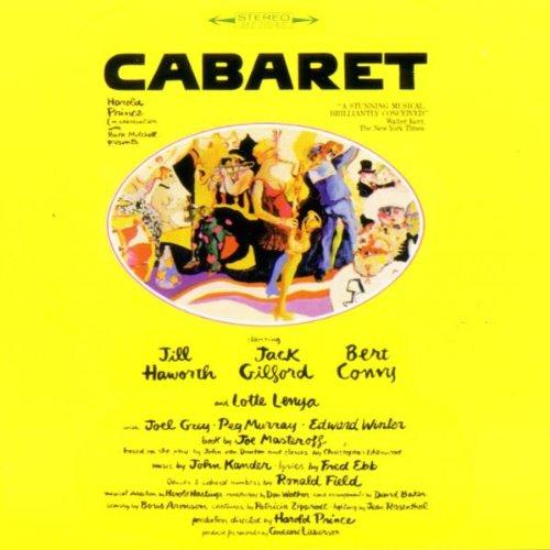 Cabaret: original Broadway cast