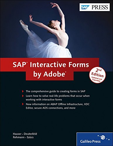 SAP Interactive Forms by Adobe by J????rgen Hauser (2011-08-28)