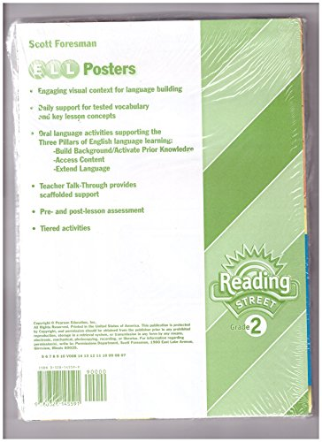 Reading 2007 English Language Learners Posters Grade 2
