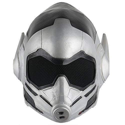 Yacn Die Wespe Weibliche Maske Maske von Ameisenbären und der Wespe 2018, Wespe Aussehen Maske Helm für Halloween Requisiten ()