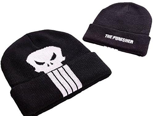 Marvel Punisher Emblem und Logo (Kostüm Daredevil Amazon)