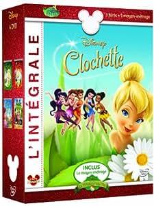 La Fée Clochette - Coffret - L'intégrale