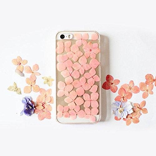 Coque et étui pour iPhone 6/6S Corail Fleur Coque pour iPhone 6Transparent iPhone 6S Coque 11,9cm