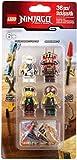 Lego Ninjago Battlepack 853544 Zubehör Figuren Set Zane Samurai X Sky Piraten