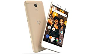 "Wileyfox Swift 2 X 32GB with 3GB RAM 5.2"" FHD (Dual SIM 4G) SIM-Free Smartphone Android Oreo 8.1 - Gold"