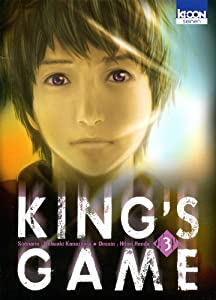 King's Game Edition simple Tome 3