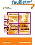 Fonctionnalit�s de base PowerPoint 20...