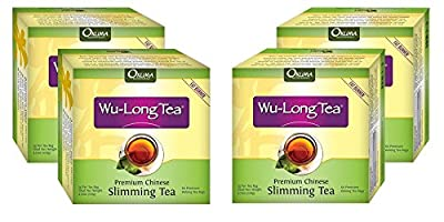 Okuma Nutritionals Thé minceur Wulong (Oolong) 100 % naturel Cure de 4 mois (240)