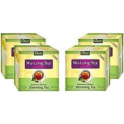 Okuma Nutritional's Wu-long Prämie Schlankheits-Tee - Natürliche Ernährung Oolong Tee , 100% Reine und das Original für 4 Monate