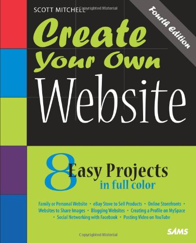 Create Your Own Website (Create Your Own (SAMS))