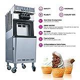 Profi Softeismaschine 2.7kW 2 Eissorten + 1 Mixed
