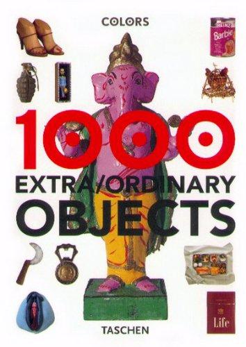 1000 extra/ordinary objects