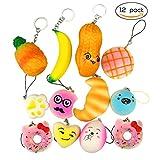 Carino Morbido Squishy Alimenti, Panda Pane Torta, Charm Gift, Telefono Cellulare Cinghie