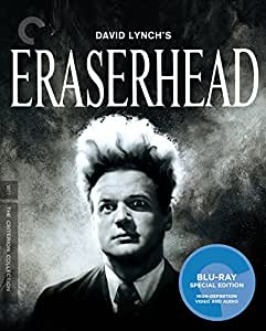 Criterion Collection: Eraserhead [Blu-ray] [1977] [US Import]