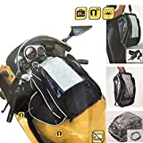 Motorradtasche Tankrucksack Tanktasche Motorrad Magnettasche mit Magnetsystem