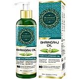 #4: Morpheme Remedies Pure Bhringraj Hair Oil (ColdPressed & Undiluted) - 120ml