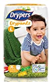 #9: Drypers Drypantz Large Size Diapers 36 Counts