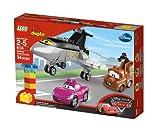 LEGO DUPLO Cars - 6134 - Jouet de Premier Âge - Siddeley