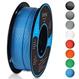 Filament PLA 1.75mm, Eryone PLA Filament 1.75mm, 3D Drucken Filament PLA for 3D Drucker, 1kg 1 Spool, Blau