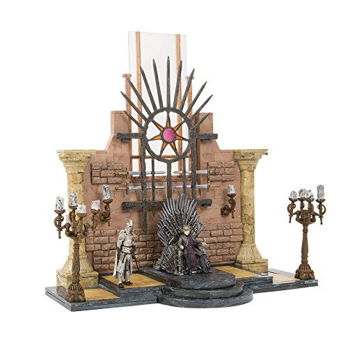 "Image of Game of Thrones ""McFarlane Toys Game Of Thrones Room"" Construction Set"