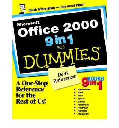 Microsoft Office All in One For Dummies (Paperback) - Common