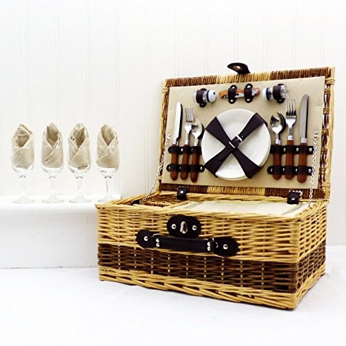 buxton-4-person-wicker-picnic-basket-gift-ideas-for-birthday-anniversary-and-congratulations-present