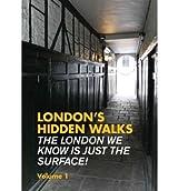 London's Hidden Walks by Millar, Stephen ( Author ) ON Jul-13-2011, Paperback