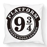 Coussin Harry Potter Platform 9 3/4
