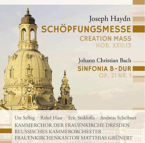 Preisvergleich Produktbild Schöpfungsmesse / Sinfonia B-Dur