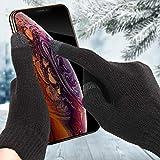 Jago Touchscreen Handschuhe für Smartphones | in Einheitsgröße | Touch Gloves, Winterhandschuhe
