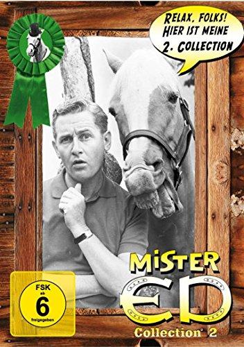 Mr. ED Collection 2: Das sprechende Pferd [Digipack mit 3 - Frau Pferd Kostüm
