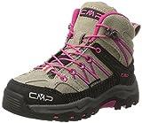 CMP Rigel Mid Wp Unisex-Kinder Trekking-& Wanderschuhe, Beige (Corda), 30 EU