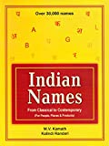 This is a reference book that will help parents to name their children, authors to name their characters, property developers and manufacturers to name products...in short, it will help anyone to name anything. This is one of the largest book ever pu...