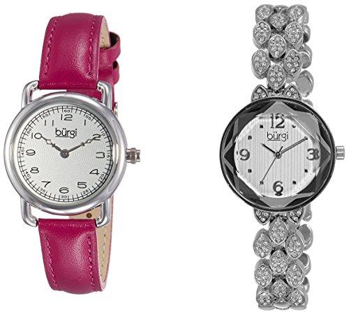 Montre bracelet - Femme - BURGI - BUR133SS