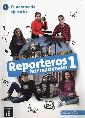 Reporteros internacionales 1 : Cuaderno de ejercicios par Marcela Calabria