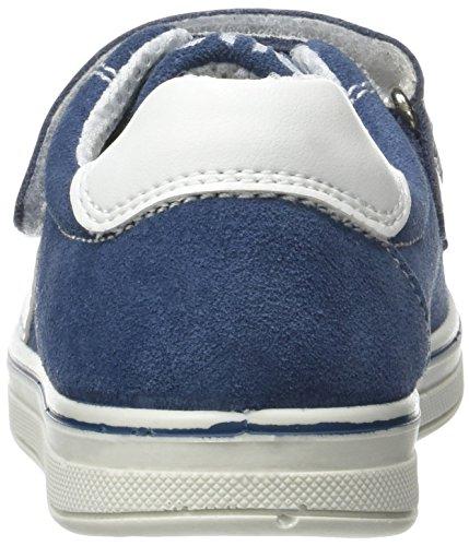 Primigi Paygt 7625, Baskets Basses Garçon Bleu (Azzurro/Avio/Bco)
