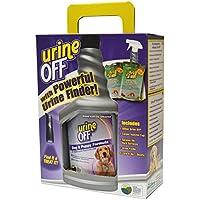 urine Off Combo Kit para perros–Olor y–Quitamanchas