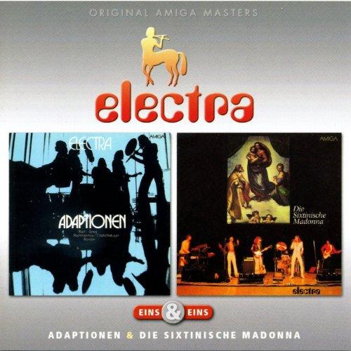 Adaptionen / Die sixtinische Madonna