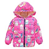 HUIHUI Kinder Baby Kleidung, Mantel Herbst lang jackenerweiterung babytrage warme Sweatjacke Fleecejacke Outdoorjacket (rot,4-5Jahre)