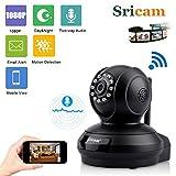 Sricam SP019 2.0 Mp Wireless Full HD 1080P IP Wifi CCTV Indoor Security