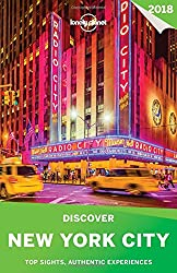 Discover New York City 2018 (Lonely Planet Discover)