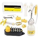 Xueliee Remontluchting Kit voor Shimano/Tektro Alle Serie Fietsen Hydraulische Minerale Schijfrem Bleed Kits Tool