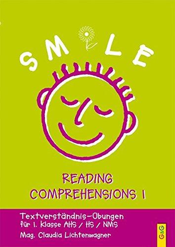 Preisvergleich Produktbild Smile 1 - Smile - Reading Comprehensions 1: Englisch-Übungsbuch für die 1. Klasse NMS / AHS