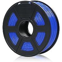 ANYCUBIC PLA+ 3D Drucker Filament, Toleranz beim Durchmesser liegt bei +/- 0,02mm, 1kg Spule, 1.75mm für 3D-Drucker und 3D-Stifte,Verschiedene Farben